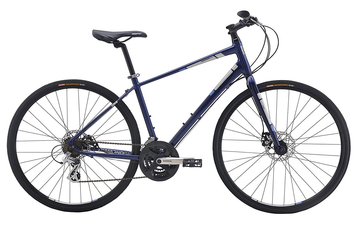 Diamondback Bicycles Insight 2 Complete Hybrid Bike Review