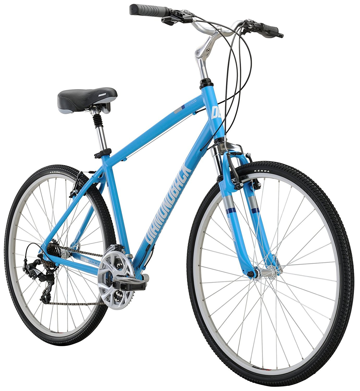 Diamondback Bicycles Edgewood Hybrid Bike Review